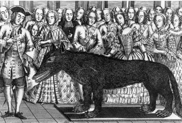 Istoria bestiei din Gevaudan