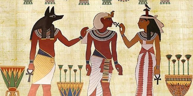 Vestimentatia Egiptului Antic de la aparitie la apogeu