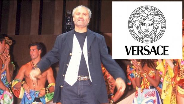Versace - Logo Design si istoria companiei