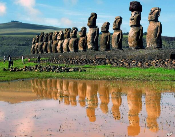Istoria Insulei Pastelui