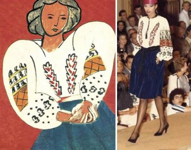 Ia si impactul ei asupra modei