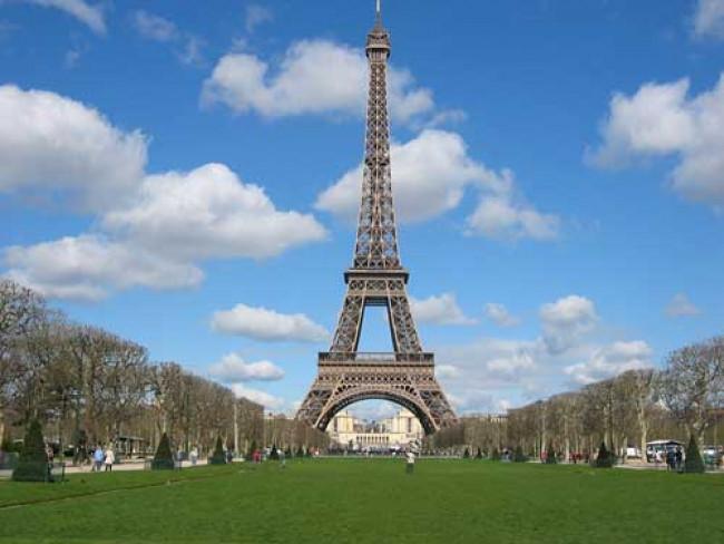 Turnul Eiffel, cel mai faimos monument din lume