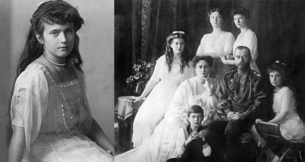 Soarta printesei Anastasia: Ultima mostenitoare a familiei regale Romanov