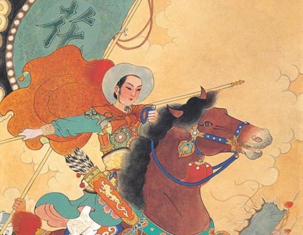 Istoria lui Hua Mulan: Eroina Chinei