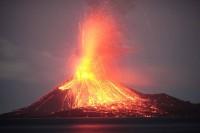 Vulcanul Krakatoa
