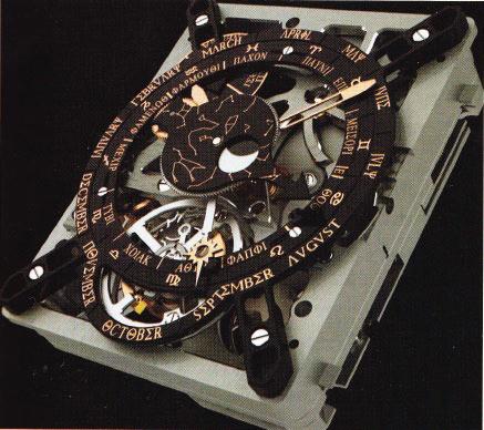 restaurare mecanism Antikythera