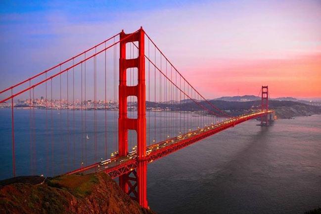 Podul Golden Gate din San Francisco
