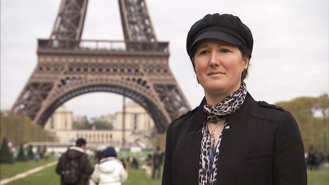 Turnul Eiffel are sotie