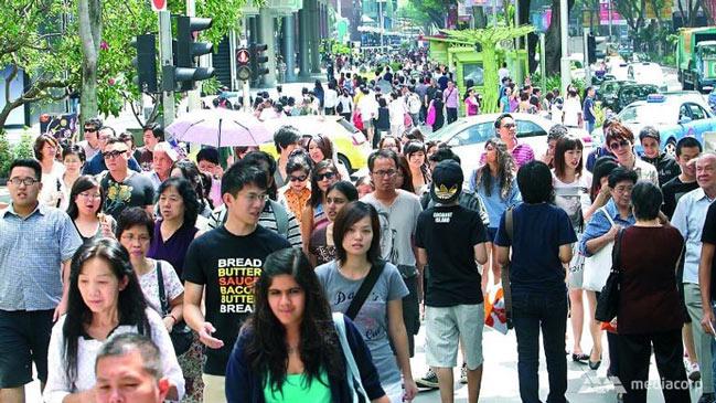 cei mai rapizi pietoni din lume traiesc in Singapore