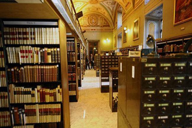 Biblioteca Vaticanului - o aura de mister