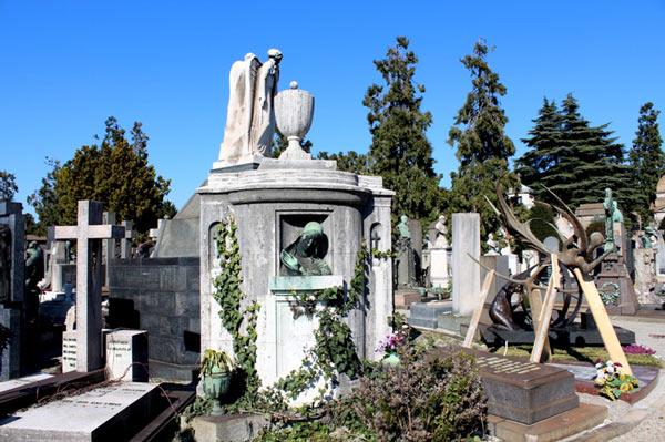 Cimitero Monumental (Milano, Italia)