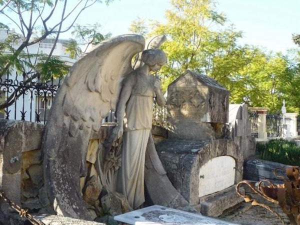Cimitirul Lloret del Mar (Barcelona, Spania)