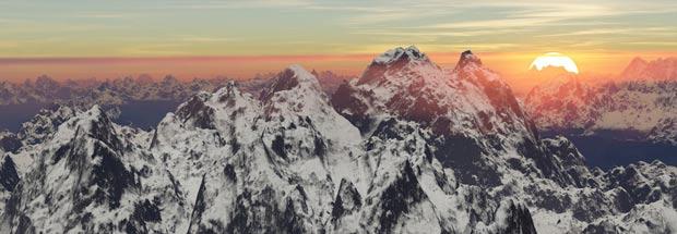 Munţii Himalaya sunt amplasați în Asia Centrală