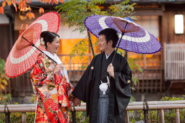 Kimono-ul japonez