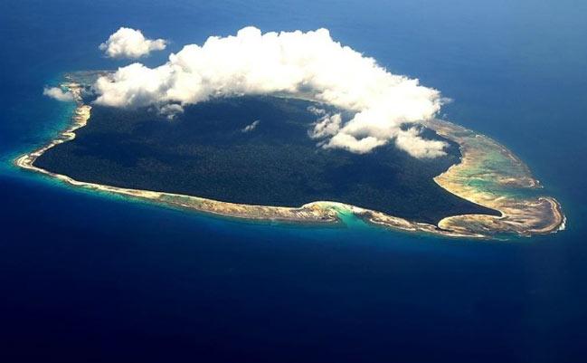 Insula Santinelei de Nord