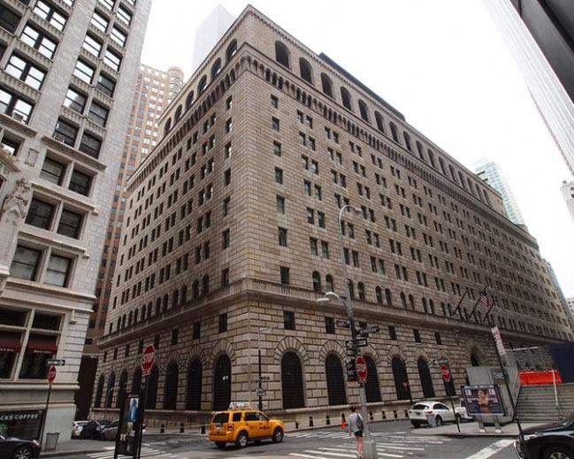 Banca Rezervelor Federale din New York