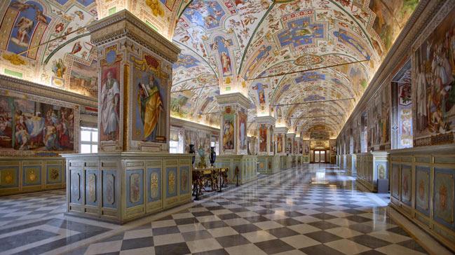Biblioteca Vaticanului