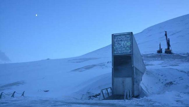 Banca Mondiala de Seminte Svalbard