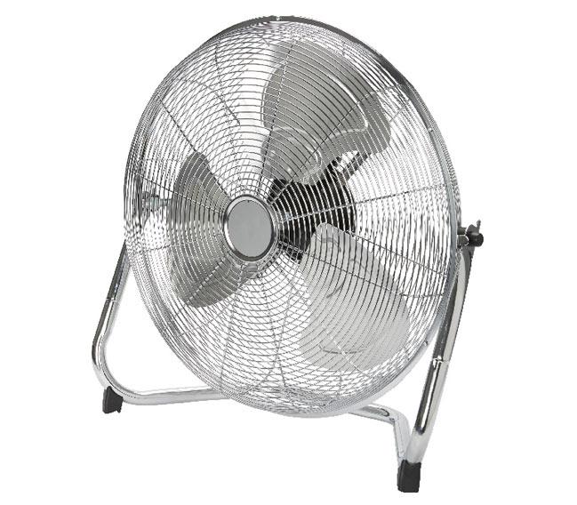 Made in China: Ventilatorul