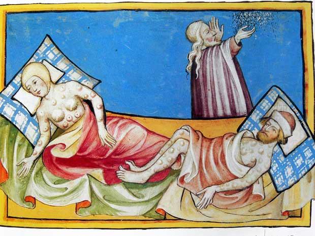 Moartea neagră: Inventarea carantinei