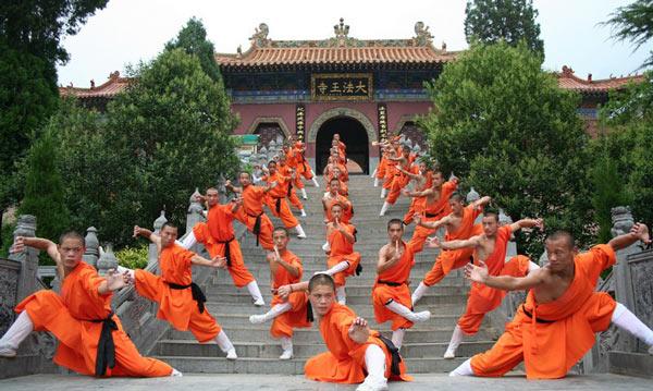 Dezvoltarea Kung Fu-ului Shaolin