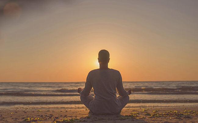 Yoga ne învață că suntem ceea ce gândim