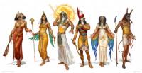 Panteonul Egiptului Antic