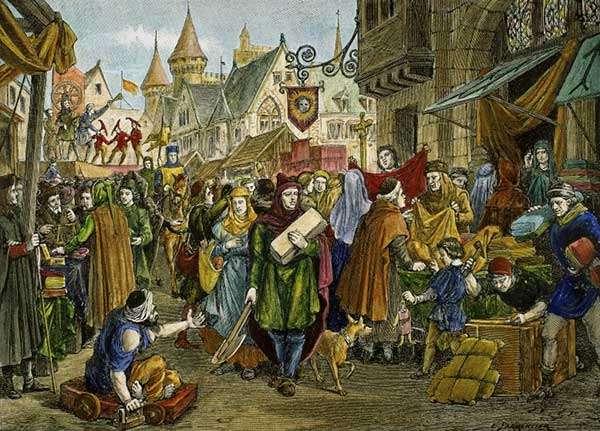 Istoria lumii Evul Mediu