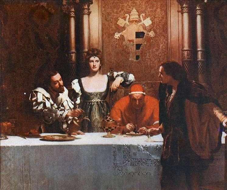Mituri si realitatea despre familia Borgia