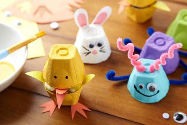 Ocupatii simple și creative pentru copii