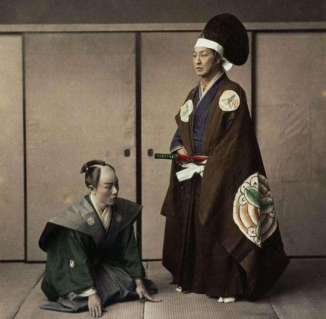 Samuraii: Istoria celor mai neinfricati razboinici