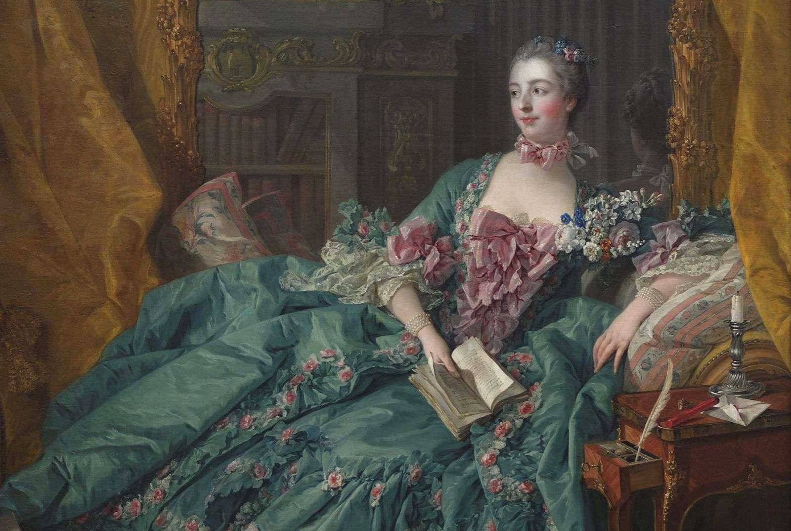 Madame de Pompadour: Femeia care a condus Franta