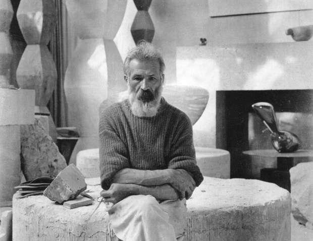 Constantin Brincusi - Maestru si geniu