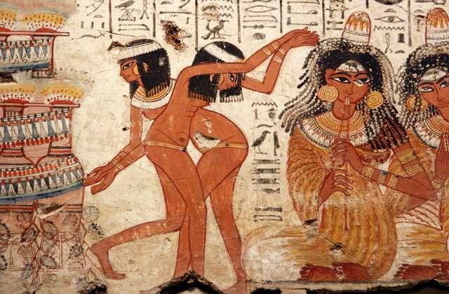 Istoria Dansului Partea I