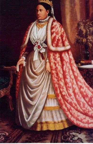 Cruda regina Ranavalona I