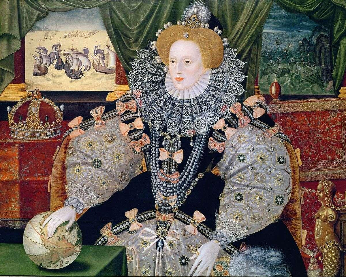 Moda in timpul Elizabetei I
