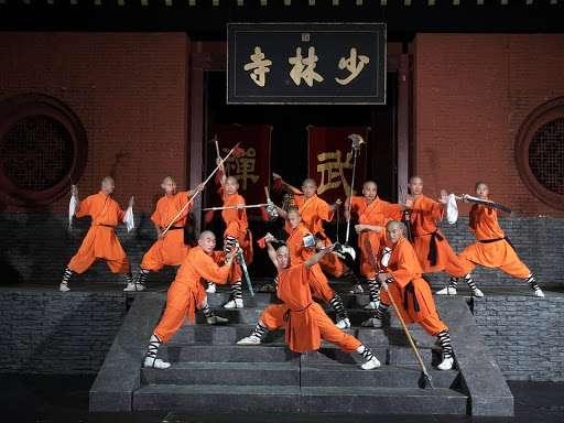 Istoria Kung Fu-ului Shaolin