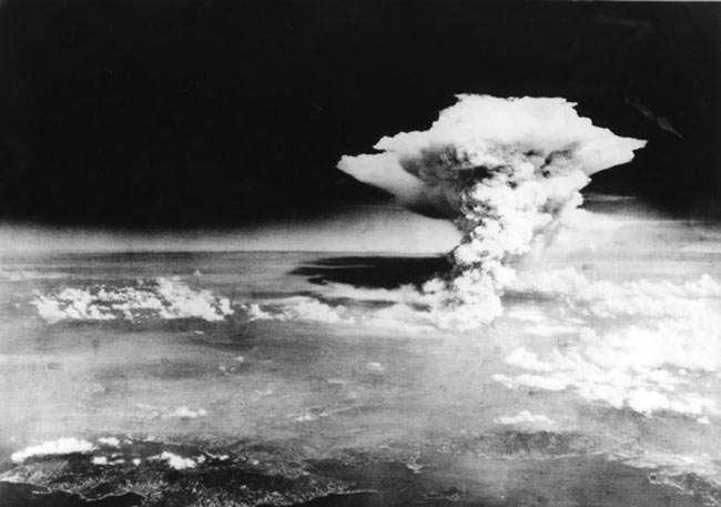 Hirosima: primul oras din istorie distrus de o bomba nucleara